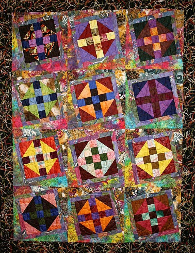 Art Textile - Carmen Amezaga - Afrique, Nids de vie