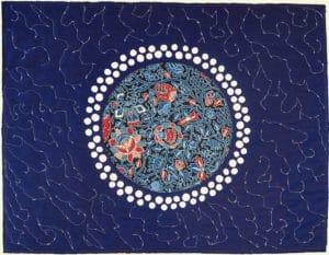 Art Textile-Carmen Amezaga-Univers, Hiver