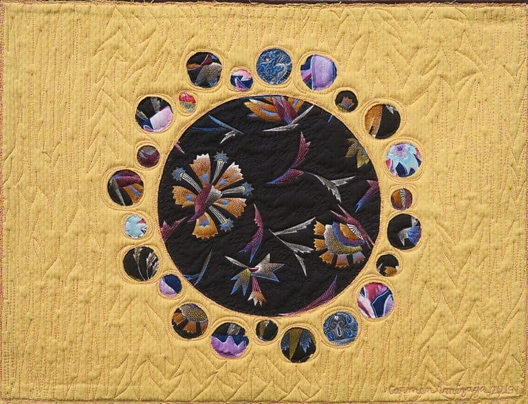 Art Textile-Carmen Amezaga-Univers, Air