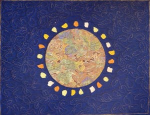 Art Textile-Carmen Amezaga-Univers, Automne