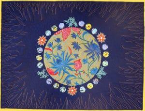 Art Textile-Carmen Amezaga-Univers, été