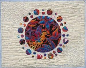 Art Textile-Carmen Amezaga-Univers, Terre